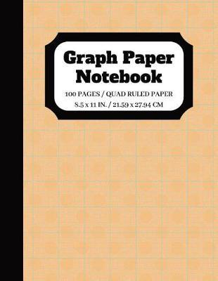 Graph Paper Notebook image