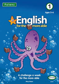 English for the More Able: Bk. 1 by Mary Green image