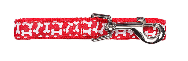 Pawise: Dog Leash - Red/Small (1.2m/15mm)