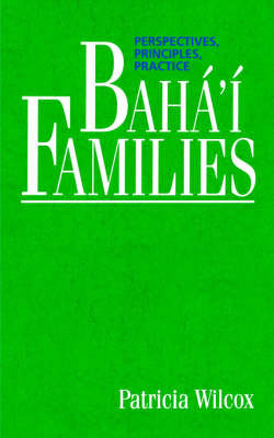Baha'i Families by Patricia Wilcox image