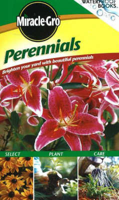 Perennials: Brighten Your Yard with Beautiful Perennials by Marilyn Rogers image