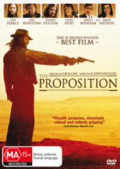 The Proposition on DVD