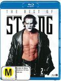 WWE Presents Sting on Blu-ray