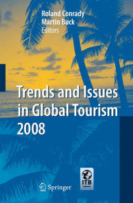 Trends and Issues in Global Tourism 2008 image