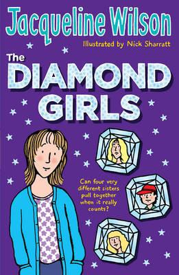 The Diamond Girls by Jacqueline Wilson image