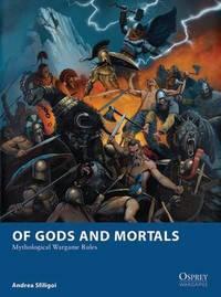 Of Gods and Mortals by Andrea Sfiligoi