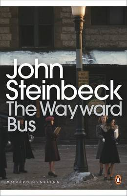 The Wayward Bus by John Steinbeck image