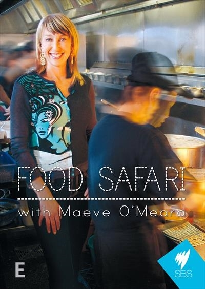 Food Safari on DVD image