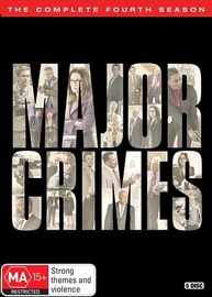 Major Crimes - The Complete Fourth Season on DVD