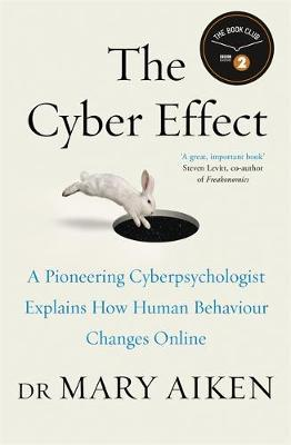 The Cyber Effect by Mary Aiken image