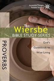 Proverbs by Warren W Wiersbe image