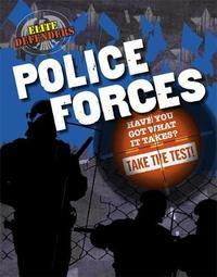 Elite Defenders: Police Forces by Geoff Barker