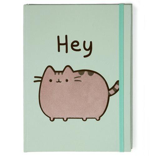Pusheen the Cat - Hey Journal