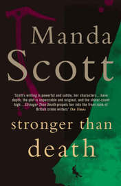 Stronger Than Death by Manda Scott image