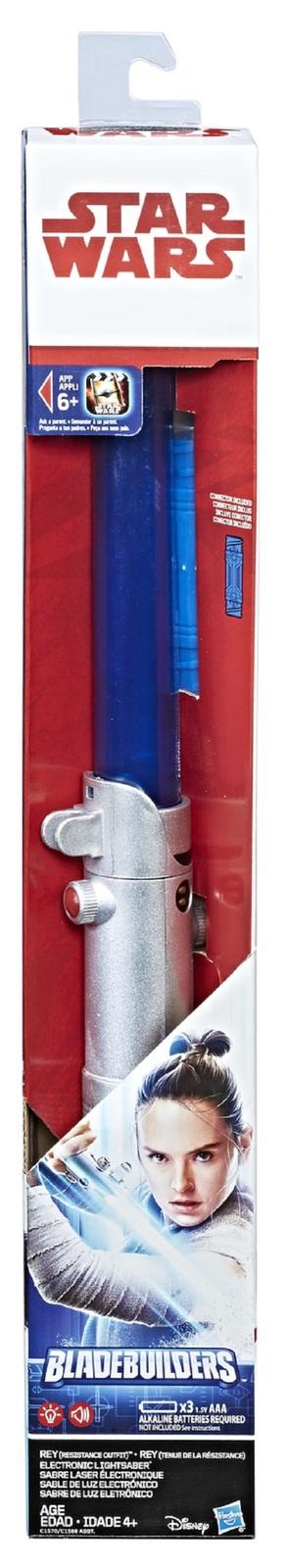 Star Wars: Electronic Lightsaber - Rey image