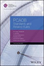 PCAOB Standards and Related Rules by Aicpa