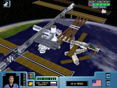 SpaceStation Sim for PC Games image