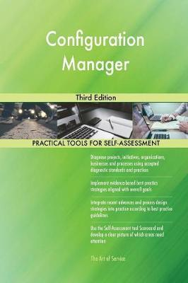 Configuration Manager Third Edition by Gerardus Blokdyk image