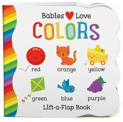Babies Love Colors by Michelle Rhodes-Conway image