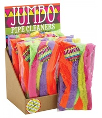 Seedling - Jumbo Pipecleaners (Assorted Designs)