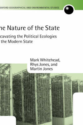 The Nature of the State by Mark Whitehead image