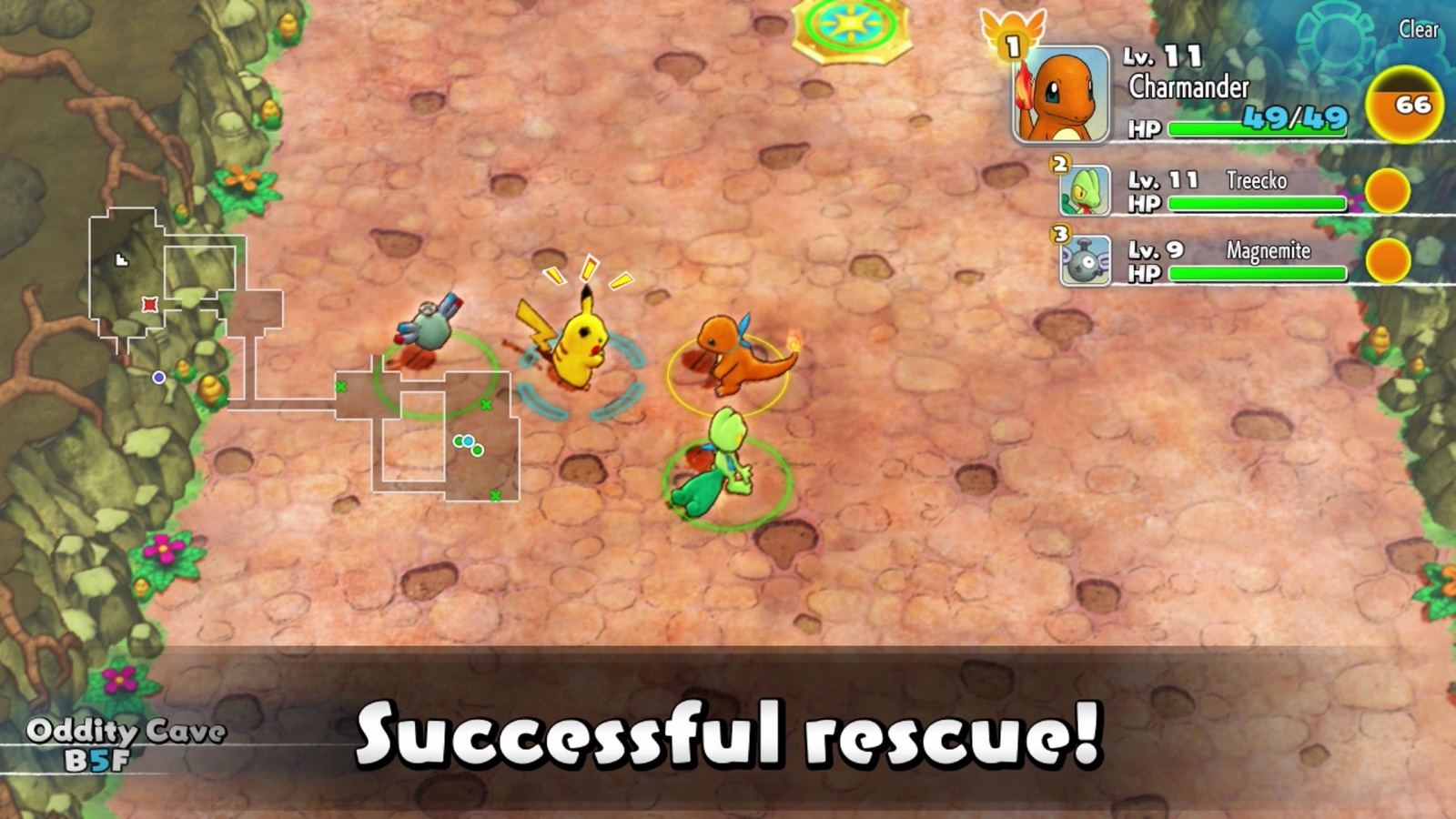Pokemon Mystery Dungeon: Rescue Team DX for Switch image