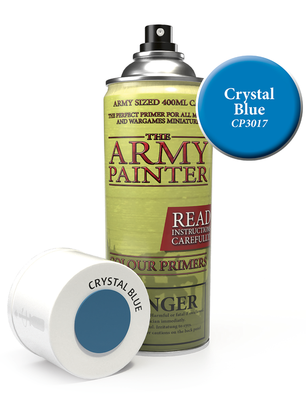 Army Painter: Colour Primer - Crystal Blue