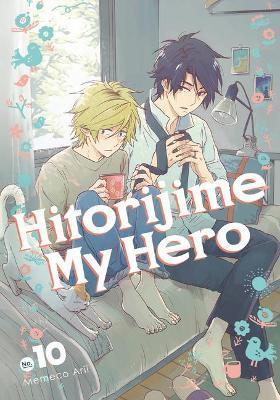 Hitorijime My Hero 10 by Memeco Arii