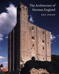 The Architecture of Norman England by Eric Fernie image