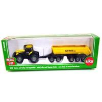 Siku: JCB8250 with Dolly & Tipping Trailer 1:87