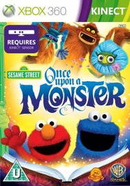 Sesame Street: Once Upon a Monster for Xbox 360