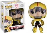 Big Hero 6 Go Go Tomago Pop! Vinyl Figure