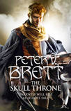The Skull Throne by Peter V Brett