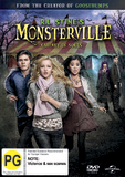 R.L. Stein's Monsterville: Cabinet Of Souls on DVD