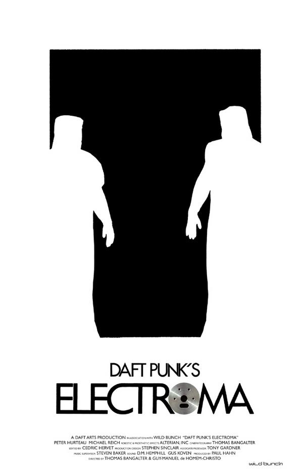 Daft Punk's Electroma on  image