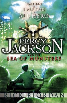 Percy Jackson and the Sea of Monsters (Percy Jackson #2) by Rick Riordan image