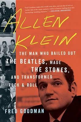 Allen Klein by Fred Goodman