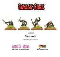 Savage Core: Simians 2