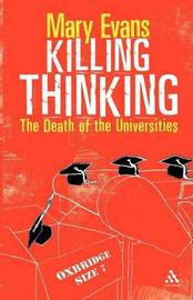 Killing Thinking by Mary Evans image