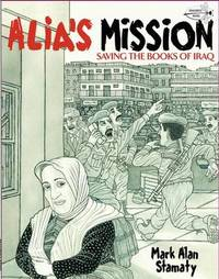 Alia's Mission by Mark Alan Stamaty image
