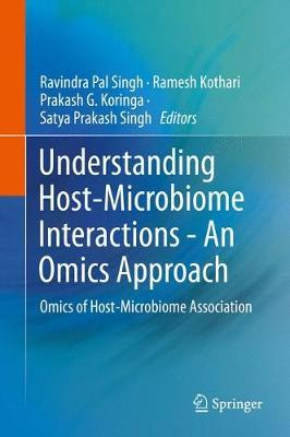 Understanding Host-Microbiome Interactions - An Omics Approach image