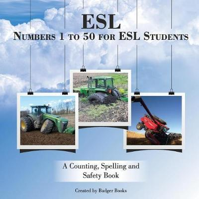 ESL Numbers 1 to 50 for ESL Students