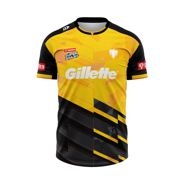 Wellington Firebirds Replica Playing Shirt (2XL)
