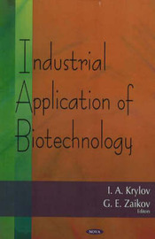 Industrial Application of Biotechnology image