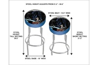 Arcade1Up Star Wars Adjustable Stool for