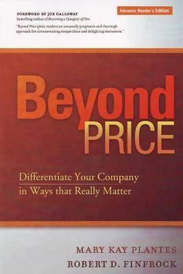 Beyond Price by Mary Kay Plantes image