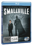 Smallville - The Complete Tenth Season on Blu-ray