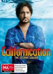 Californication - The 2nd Season (3 Disc Set) on DVD