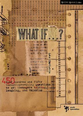 What If . . . ? by Les Christie