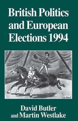 British Politics and European Elections 1994 image
